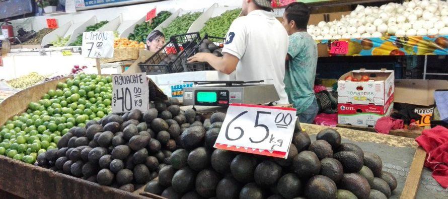 Aguacate y limón, productos que más subieron de precio en última semana de marzo