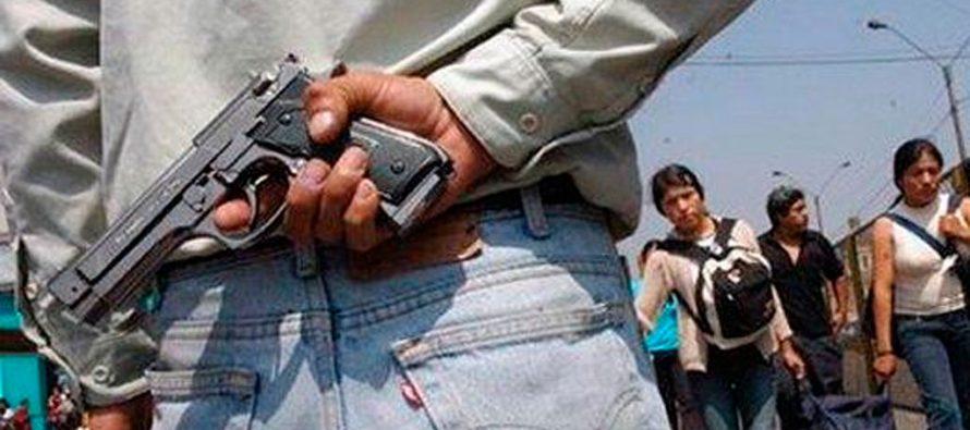 Casi 73% de mexicanos considera inseguro vivir en su ciudad, según encuesta del Inegi