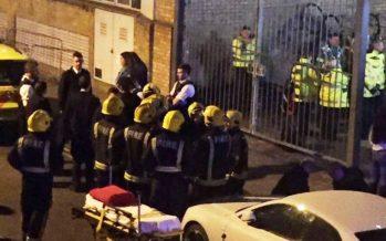 Lanzan ácido en discoteca de Londres, causando 12 heridos por quemaduras