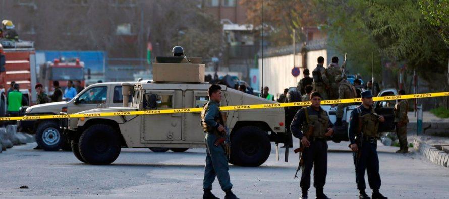 Atentado cerca de Palacio Presidencial de Afganistán causa al menos cuatro muertos