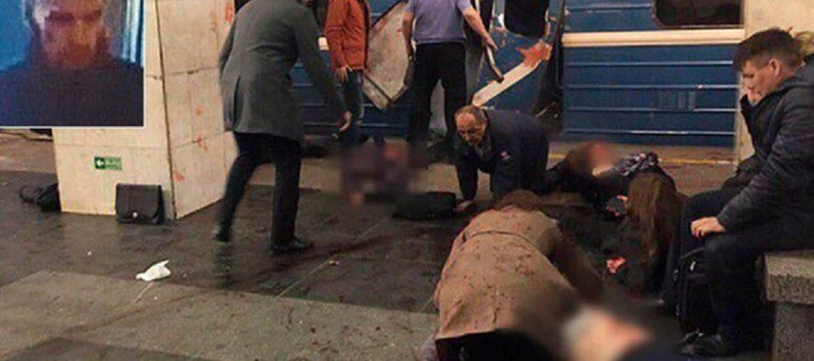Se eleva a 14 el número de muertos en el Metro de San Petersburgo