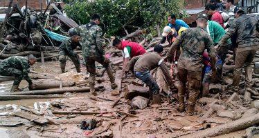 Presidente Santos declara emergencia en Colombia tras avalancha trágica