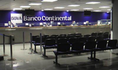 Bancos y casas financieras cerrar n este jueves y viernes for Casas del banco bbva