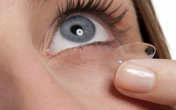 Biosensores en lentes de contacto ayudarán a medir la glucosa en la sangre