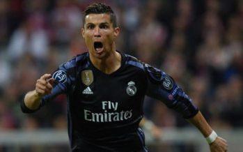 Con doblete de Ronaldo, Real Madrid pasa 1-2 sobre el Bayern Munich