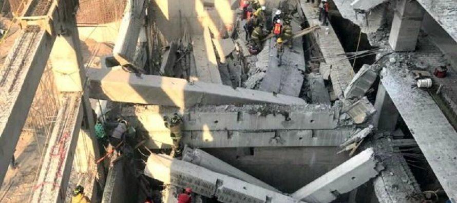 Identifican a 4 de los 7 muertos en derrumbe de construcción en Álvaro Obregón