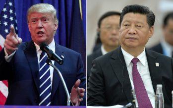 Trump habla con su homólogo chino Jinping para resolver crisis norcoreana