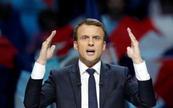 La Unión Europea respira tras triunfo de Macron en la primera vuelta