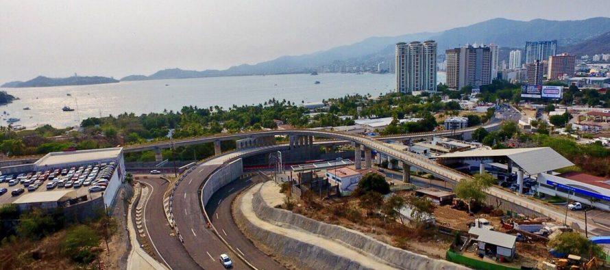 """Ponen en operación el """"Macro Túnel Acapulco"""", el más largo del país"""