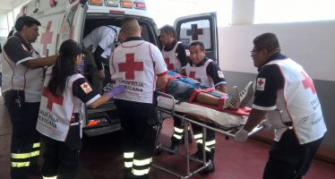 Balacera en Meave y Eje Central deja un muerto y varios detenidos
