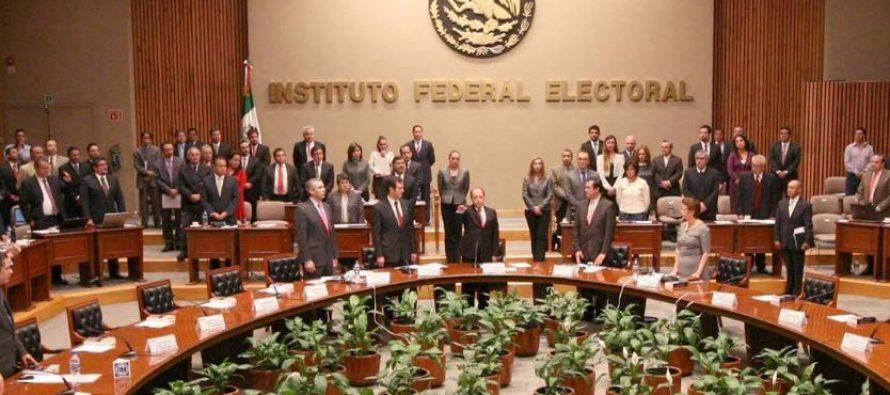 INE aprueba integración de nueve Agrupaciones Políticas Nacionales