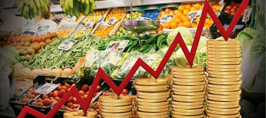 Inflación será elevada hasta el 2018, asegura Agustín Carstens