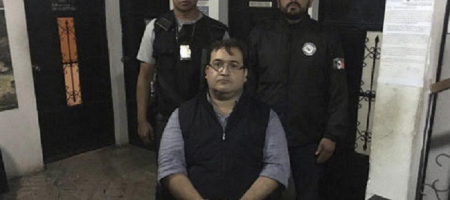 """La PGR """"va por todo"""" lo que se llevó Javier Duarte"""
