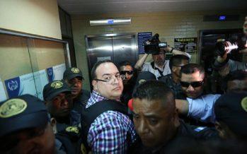 Javier Duarte no acepta allanarse hasta recibir solicitud formal de extradición