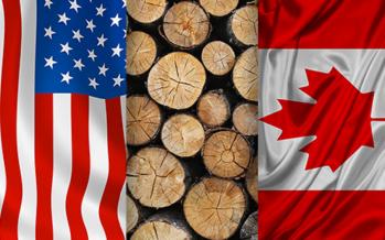 Arancel de EU de 20% a madera de Canadá perfila nueva agresiva política comercial