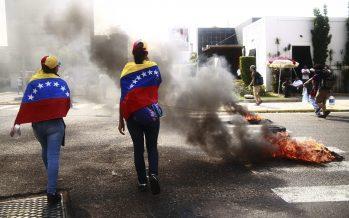 Confirman muerte de joven por bala durante protestas en Carabobo, Venezuela