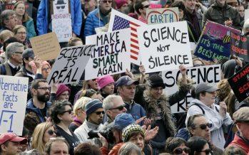 Marcha mundial por la ciencia centra sus ojos en Washington