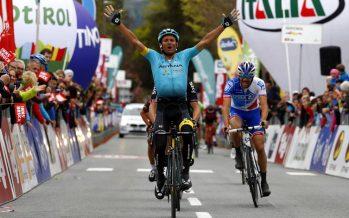 Muere atropellado durante entrenamiento el ciclista italiano Michele Scarponi