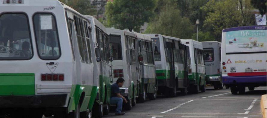 Mañana se dará a conocer aumento a tarifas de transporte