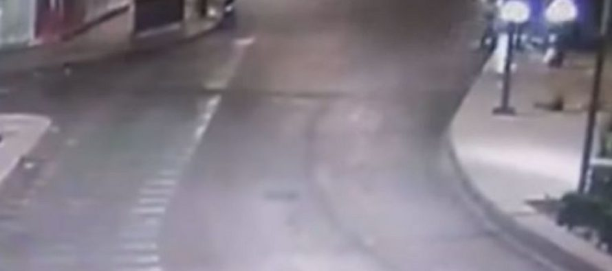 Nuevo video del choque del BMW en Reforma se difunde en la red