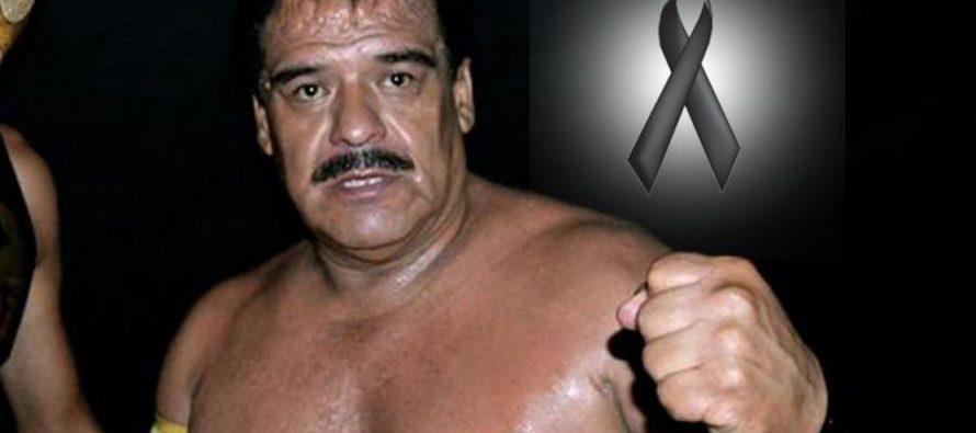Falleció el luchador Jesús Alvarado Nieves, el Brazo de Oro