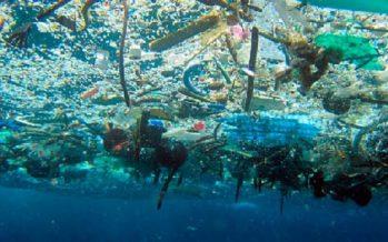 Desarrollan proceso para convertir plásticos contaminantes del mar en combustible