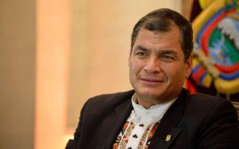 La SIP denuncia persecución de la prensa ecuatoriana por parte de Rafael Correa