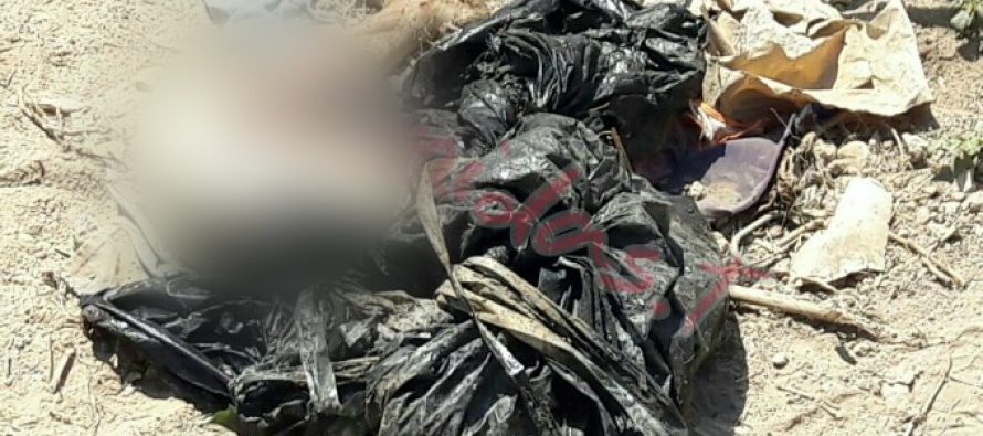 Hallan restos humanos en bolsas para basura, en canal de Ecatepec