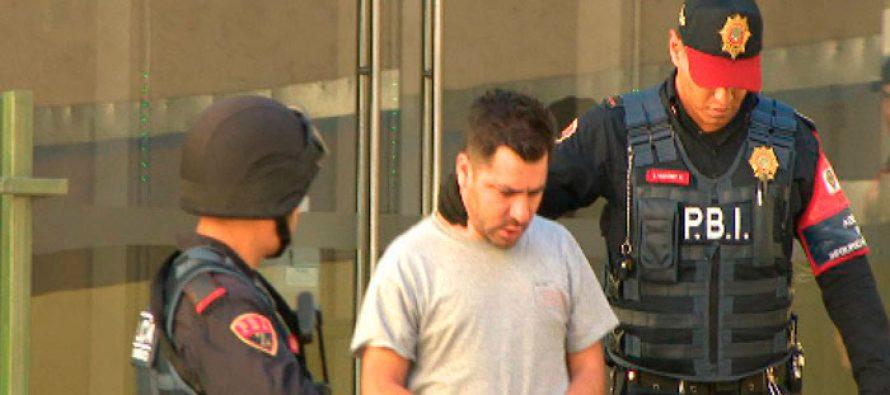 Ingresan al Reclusorio Norte a conductor que chocó ebrio en Reforma