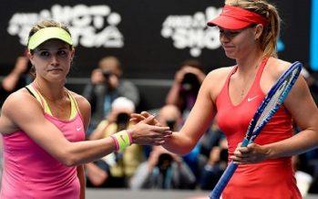 María Sharapova es una tramposa; no debería jugar, dice la tenista Eugenie Bouchard