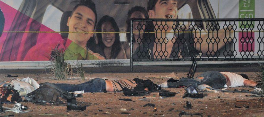 Se acababan de conocer, las víctimas del mortal accidente del BMW en Reforma