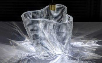"""Desarrollan uso de vidrio como """"tinta"""" en impresiones 3D"""