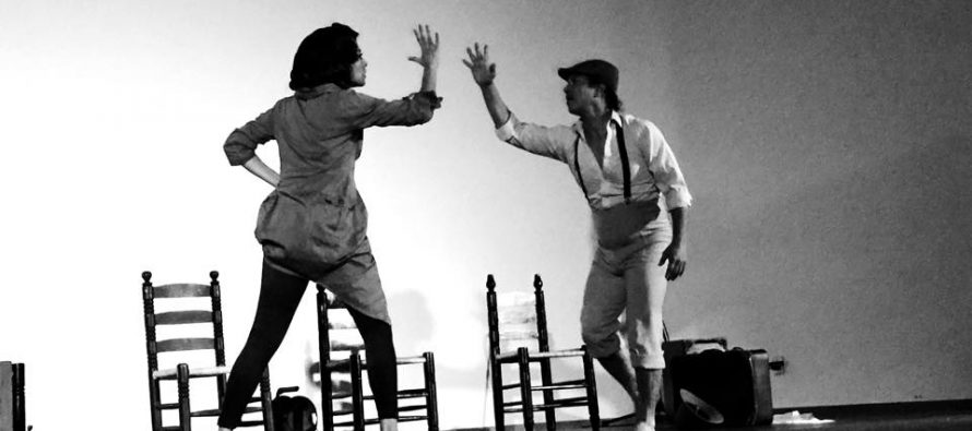 La Compañía de Flamenco Jorge Antonio Noriega bailará un programa que apela a la libertad