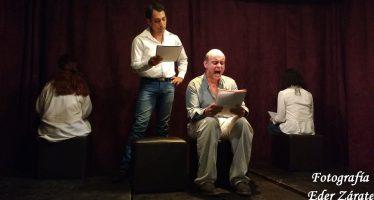 """Teatro: """"Conversatorio con el Drama"""" en la Sala Novo"""
