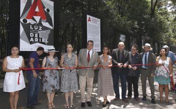 Exhibe la AMACC la muestra La luz del Ariel: Cinefotógrafos ganadores en la Galería Gandhi de las Rejas de Chapultepec