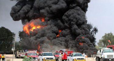 Omisión de autoridades en el problema de robo de combustible: Sedena