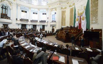 Confía mesa directiva de la ALDF que se apruebe ley electoral de la CDMX