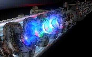 Se hizo la emisión de láser de rayos X más grande del mundo