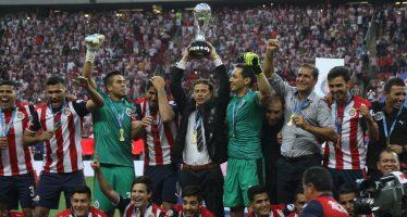 Guadalajara es campeón de Liga en el Clausura MX al vencer a los Tigres 2-1