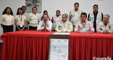 Reunión de líderes y Observadores Electorales  en el Club de Periodistas de México