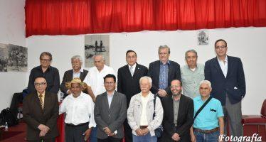 """Conferencia """"La Situación Nacional 2017"""" en el Club de Periodistas de México"""