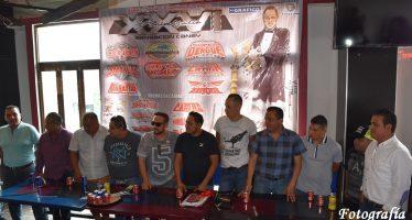 Conferencia de Prensa por el XXVI Aniversario Sensacion Caney