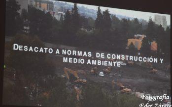 El Movimiento de Unidad y Encuentro Vecinal anuncian para mañana clausura simbólica del centro comercial ARTZ Pedregal
