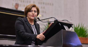 La Fepade solicitó el desafuero de Eva Cadena por comisión de delito federal