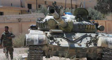 Ejército sirio libera nuevas zonas del Daesh al este de Homs