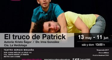 Estreno de Obra de Teatro El Truco de Patrick