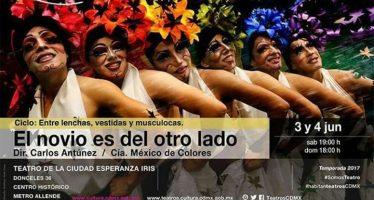 México de colores presenta: El Novio es del Otro Lado