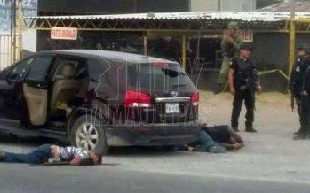 Enfrentamiento entre policía y grupo delictivo deja 5 muertos en Reynosa