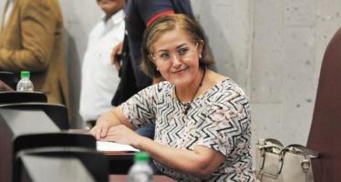 Compareció ante la Cámara la diputada Eva Cadena; Fepade pide su desafuero