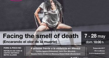Facing the smell of death / Encarando el olor de la muerte